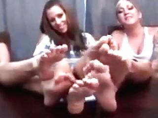 Foot Fitish Therapy With Trio Sexy Nymphs