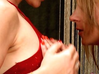 Fabulous Superstars Krista Lane, Dorothy In Best Lezzie, Romantic Adult Scene
