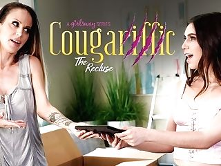 Gianna Gem & Mckenzie Lee In Cougariffic: The Recluse, Scene #01 - Girlsway