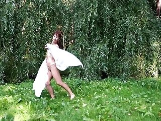 Milky Butterfly Dance Two