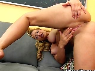 Cherie Deville In Unwind And Masturbate - Cherrypimps