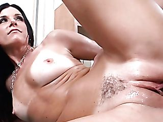 Heart Stopping Brown-haired Hoe India Summer Butt-banged By Her Acquaintance