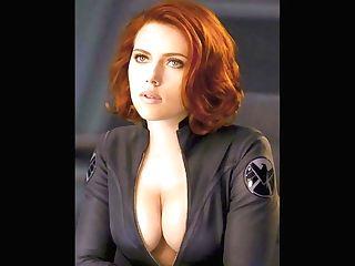 Scarlett Johansson Fap Tribute