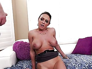 Dd Cup Milk Cans Holder Dee Williams Gives Head And Gets Analfucked Well